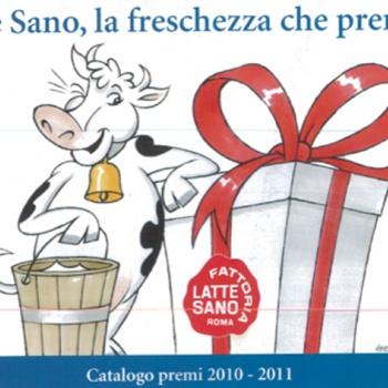 catalogo premi  Lattesano 2010/2011