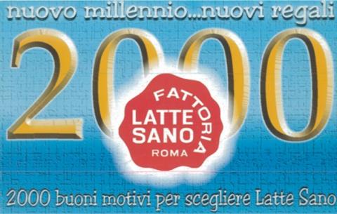 catalogo premi  Lattesano 2000