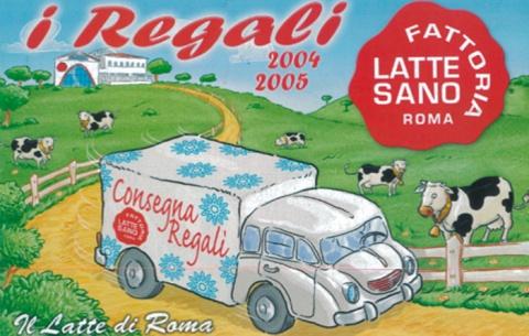 catalogo premi  Lattesano 2004/2005