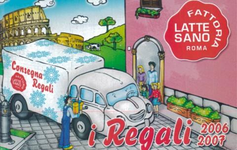 catalogo premi  Lattesano 2006/2007