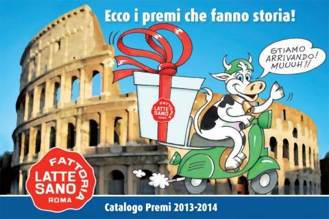 catalogo premi  Lattesano 2013/2014