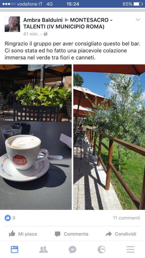 Post utente - Ambra Balduini
