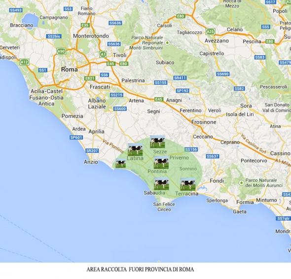 Altre Aziende produttrici del Lazio