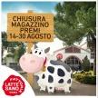 COMUNICAZIONE: Chiusura Magazzino Premi