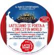 LATTE SANO TI PORTA A CINECITTA' WORLD 2017!