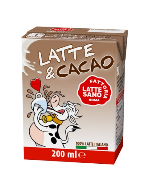 Latte & Cacao