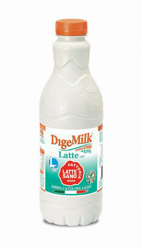 Latte uht Digemilk senza lattosio