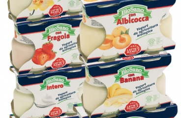 "Yogurt ""Da Agricoltura Biologica"""