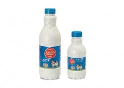 Latte UHT intero in bottiglia 100% del Lazio