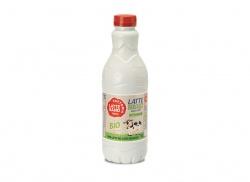 Latte UHT BIOLOGICO in bottiglia 100% del Lazio