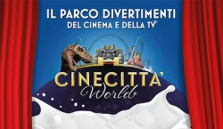 IL DIVERTIMENTO E' GARANTITO CON LATTE SANO E CINECITTA' WORLD 2019!